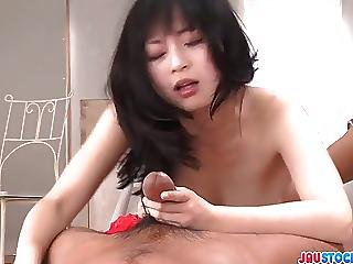 Two Guys Have Creampies For Nozomi Hatsuki Pussy