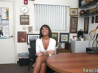 Amateur Casting Fucked