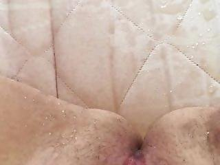 My Pussy Throbs As I Squirt Out My Piss