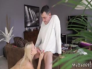 Old Dirty Man Fuck Hot Teen Sleepy Dude Missed How His Father Pounds His