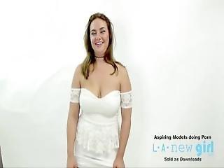 Provino, Bionda, Mora, Casting, Sburrata, Scopata, Tacchi, Lingerie, Bella
