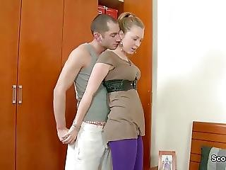 Onlyteenblowjobs stepbrother caught by teen stepsis 4