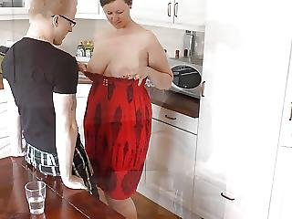 Just 18 Blowjob To The Son Of My Girlfriend