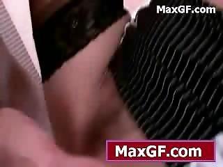 Gonzo Sex Movie Porn Fingering Licking Hot Pornstar Pussy