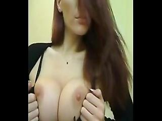 Hot Brunette Exposed On Cam - More Videos At 69camgirlz.com