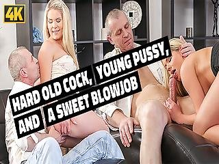 Old4k Mature Man Pavel Gets A Chance Of Enjoying Perfect Teen Body