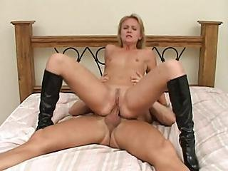 Blonde Whore Has One Mission1