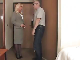 Bdsm, Bondage, Hotel, Mature, Milf, Tied