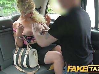 FakeTaxi Curvy Blonde with big ass and tits