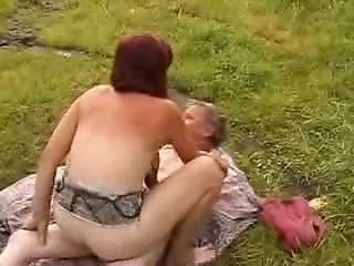 Hairy Homeless Oldman Fucking Horny Girl Puss