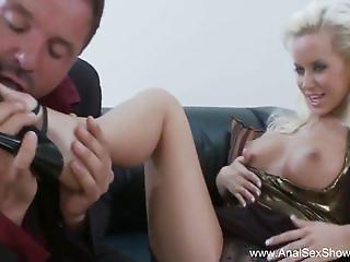 European MILF Needs A Cock In Her Ass