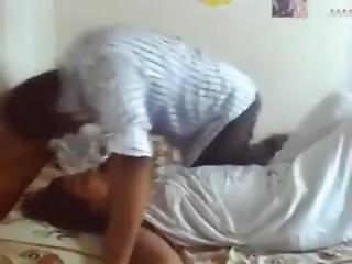 Sri Lankan Friends In Room Having Fun