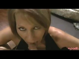 Nikki Ashton Smoking Facial 17