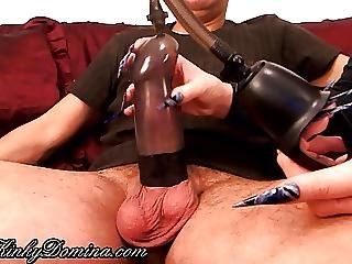 Bdsm, Big Boob, Boob, Handjob, Penis, Pumped, Sex, Toys