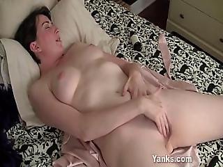 Horny Inara Masturbating Her Snatch