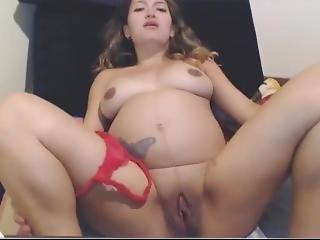 Pregnant Arianna Super Hot - More At Pornwebcamz.com