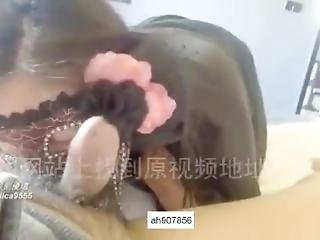 Bg Tits Wife With Mask Got Inner Cum In Scandal