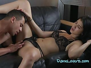 Sexy Chick Lady Dee Blows Her Hung Fiance