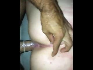 Daddy�s Little Slut Loves His Cock So Much She Cums All Over It.