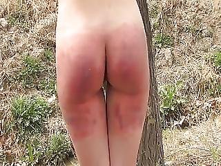 Bdsm, Outdoor, Spanking