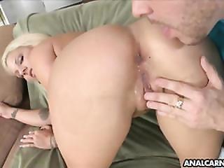 Lizanie analnego porno
