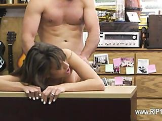 Super Amateur Babysitter In Secret Voyeur Place