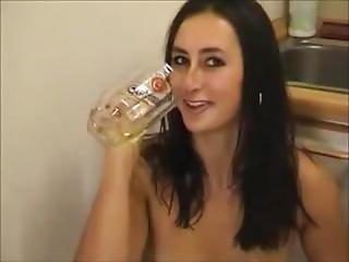 Drinking Piss Of Dream Girl