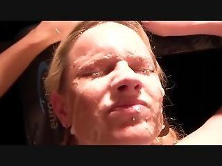 Spit On Slut Face