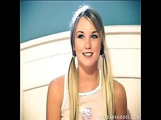 Teen Model Jewel Early Photoshoot