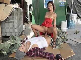 Homeless porn nude women