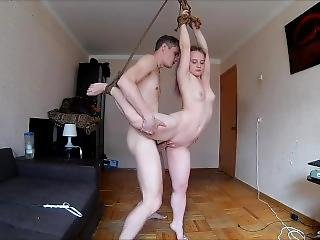 Hang Up Sex With Horny Teen Part.2