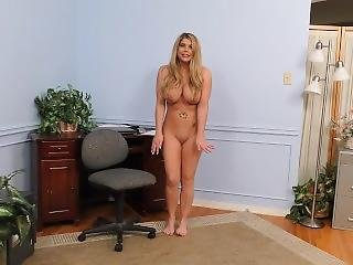 Enf Secretary Strips To Give Coworker Clothes