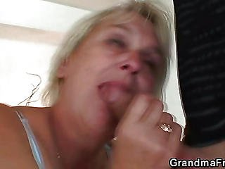 Eager Dicks For Old Slut