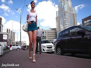 Jeny Smith   Upskirt %28prt2%29