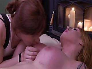 anal, belle, pipe, éjaculation, sexe, shemale, trans