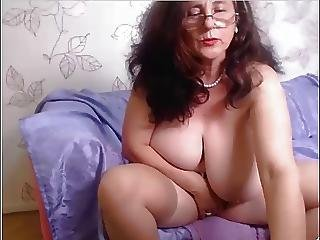 Granny Was Horny Again