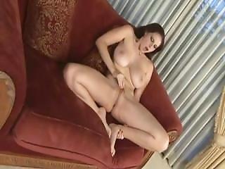 Big Tit, Crazy, Feet, Foot, Masturbation
