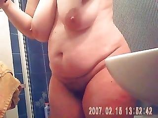 Mature With Big Tits Curvy Belly Big Ass And Hairy Pussy 2