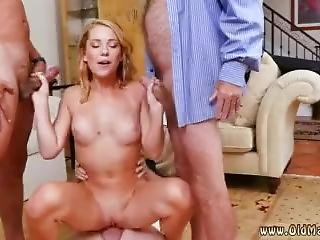 Leslie-old Young Squirt And Redhead Man Bathtub Frannkie And The