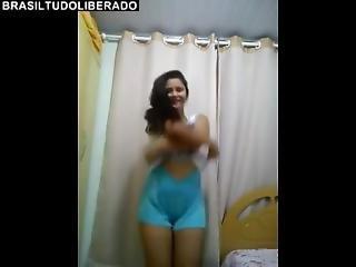 Novinha Atrevida Pelada Em Video Amador