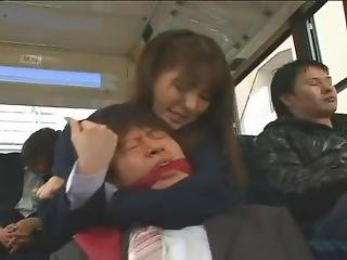 Japanese Schoolgirl Femdom
