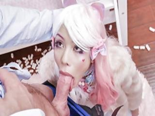 Sizzling Sex With A Life Sized Harajuku Sex Doll