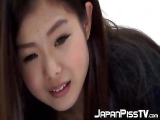 Tiny Japanese Babes Pissing Hard In Close Up! These Little Hotties Love Presenting Their Peeing Skills For The Camera!
