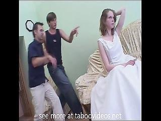 Bride Gets An Unpleasant Surprise