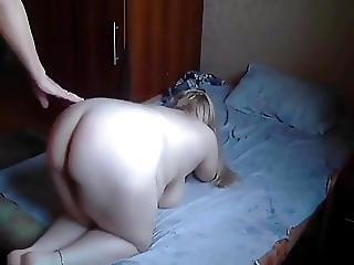 blondine, daheim, selbstgemacht, Reife, russisch, ehefrau