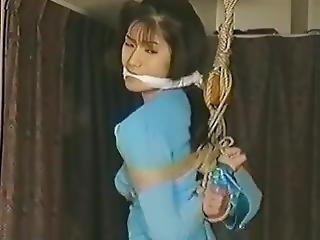 Japanese Women Rope Tied