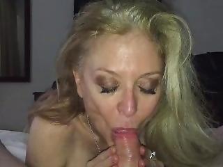 Nina Hartley Reviews My Cock