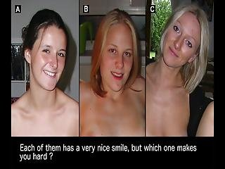 Make Your Choice 6 Which Of These 3 Women Would You Fuck