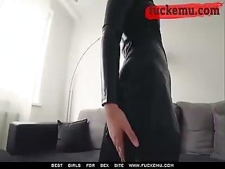 Fekete crossdressers pornó