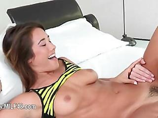 Hungry Teen And Her Milf Mother